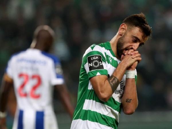 Bóng đá quốc tế 20/01: Bruno Fernandes gây sức ép để tới MU