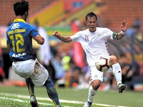 Bóng đá trong nước 20/01: Hà Nội FC thua 0-2 trong trận đấu bị hủy vì mưa lớn