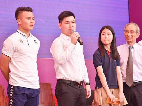 Bóng đá trong nước 31/1: Con trai bầu Hiển làm Chủ tịch CLB Hà Nội