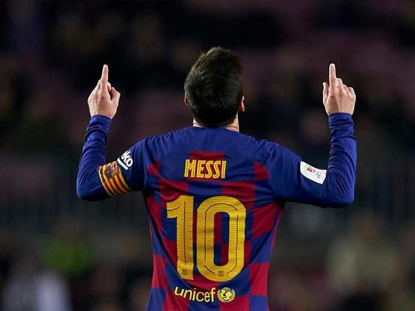 Bóng đá quốc tế 1/2: Messi ra điều kiện để gia hạn hợp đồng với Barca