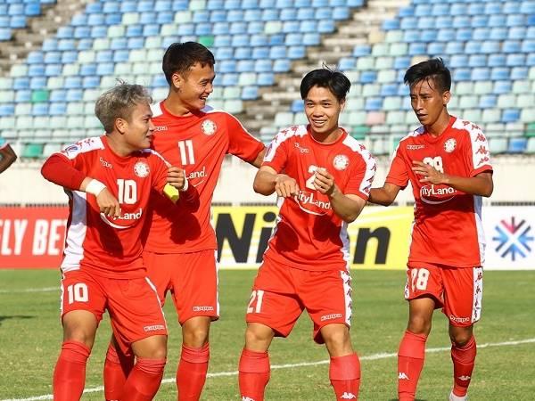 Bóng đá Việt Nam 24/2: Công Phượng được báo ngoại kỳ vọng sẽ tiếp tục tỏa sáng ở AFC Cup