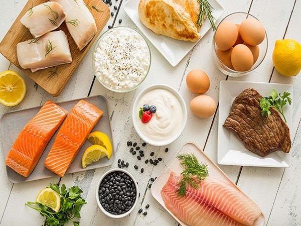 Chế độ ăn cho người chạy bộ giảm mỡ bụng