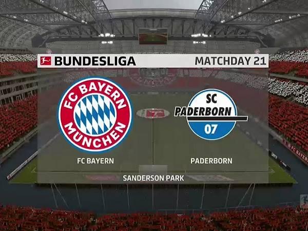 Soi kèo Bayern Munich vs Paderborn, 2h30 ngày 22/02