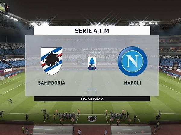 Soi kèo Sampdoria vs Napoli, 2h45 ngày 4/2