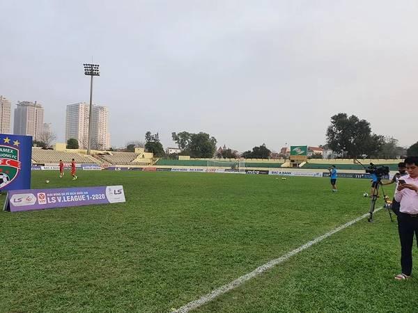 Bóng đá trong nước 25/3: SLNA tính mượn sân của đội bóng nữ làm sân nhà