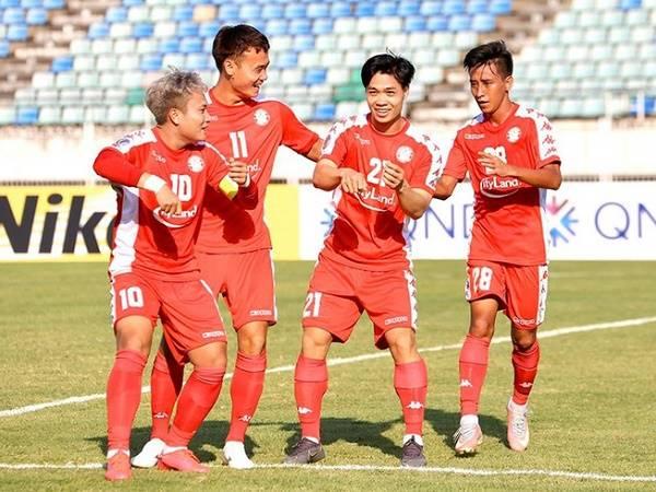 Bóng đá Việt Nam 20/3: CLB TP HCM lọt top 100 CLB hay nhất châu Á