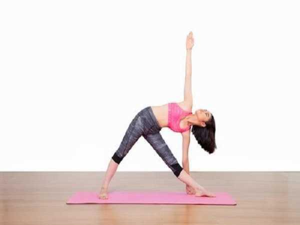 Những bài tập yoga tăng chiều cao hiệu quả