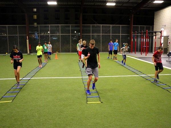 Các bài tập thể lực dành cho người chơi thể thao