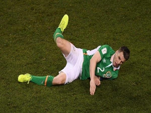Các chấn thương trong bóng đá thường xảy ra nhất?