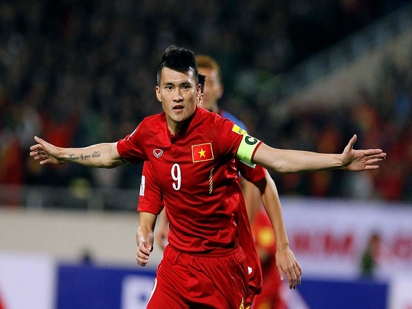Top 5 cầu thủ ghi nhiều bàn thắng nhất đội tuyển Việt Nam