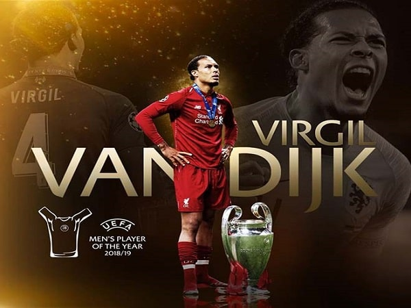 Vinh danh cầu thủ xuất sắc nhất uefa 2019