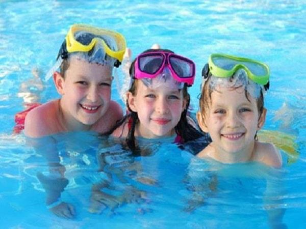 Lợi ích của bơi lội với sức khỏe