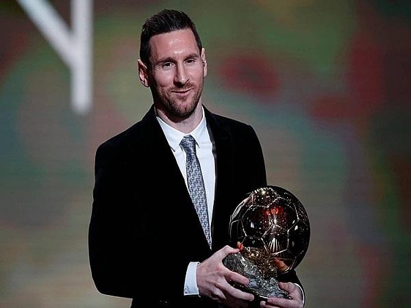 Quả bóng vàng fifa 2019 thuộc về siêu sao Messi
