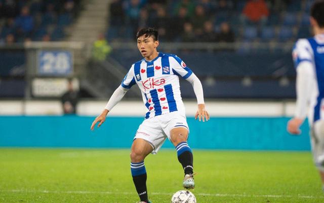 Hé lộ mức lương của Văn Hậu tại SC Heerenveen