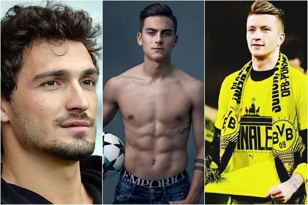 Những cầu thủ đẹp trai nhất thế giới vạn người mê
