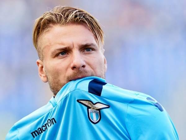 Chuyển nhượng bóng đá Châu Âu 1/9: Lazio gia hạn thành công với Immobile