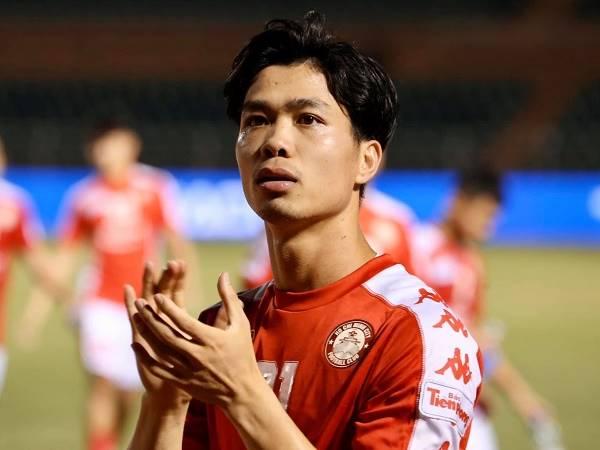 Bóng đá Việt Nam hôm nay 27/10: Công Phượng trở lại luyện tập