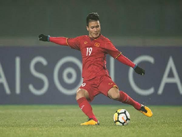 Chiều cao cầu thủ Quang Hải là bao nhiêu?