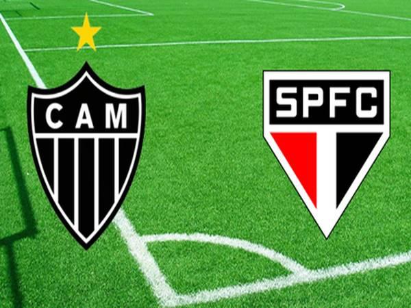 Soi kèo Sao Paulo vs Atletico Mineiro, 07h30 ngày 17/12