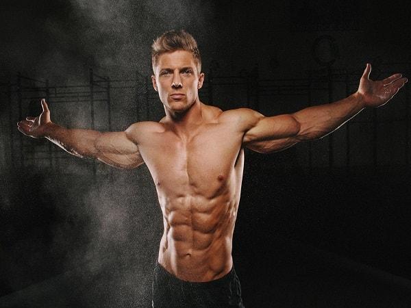 Cách tập cơ bắp tay không cần tạ đơn giản hiệu quả