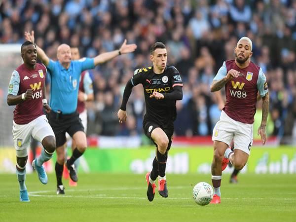 Soi kèo Châu Á Man City vs Aston Villa (3h15 ngày 21/1)