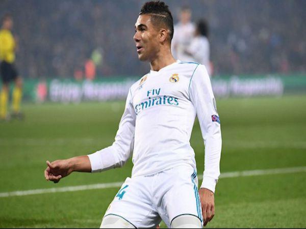 Tiểu sử cầu thủ Casemiro – Động cơ vĩnh cửu của Real Madrid
