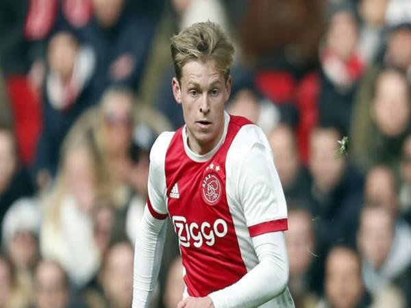 Frenkie de Jong là ai? Tiểu sử cầu thủ Frenkie de Jong