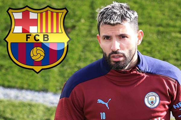 Bóng đá QT sáng 15/3: Aguero chốt hợp đồng 2 năm với Barca