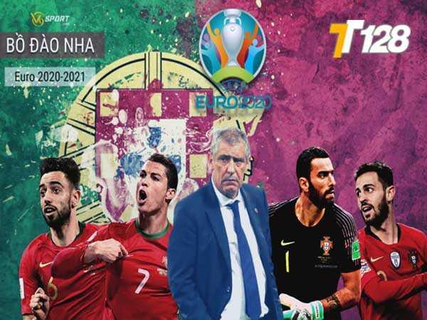 Đánh giá cơ hội khả năng bảo vệ ngôi vương của Bồ Đào Nha tại Euro 2021