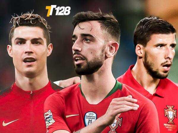 Những cầu thủ nổi bật của Bồ Đào Nha tại VCK Euro 2021