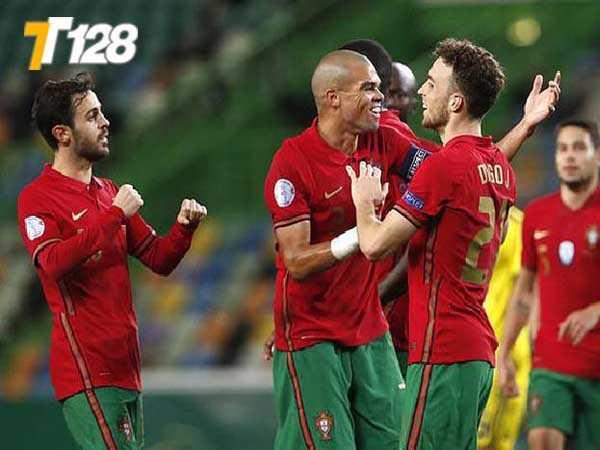Bồ Đào Nha 1 lần vô địch Euro tại mùa giải 2016