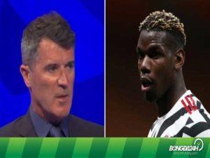Tin bóng đá quốc tế chiều 20/4 : Roy Keane chỉ trích Pogba