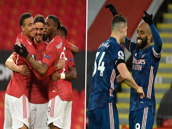 Bóng đá QT 16/4: MU, Arsenal giành vé vào bán kết Cúp C2