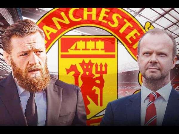 """Tin BĐQT 21/4: """"Gã điên"""" McGregor tuyên bố đòi mua Manchester United"""