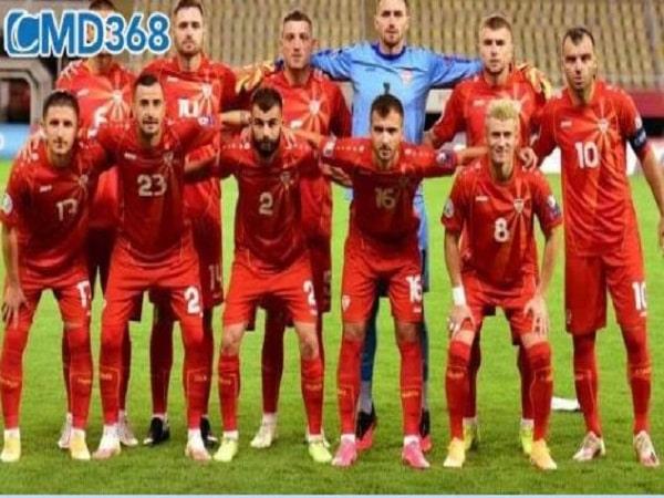 Đội tuyên Bắc Macedonia tại Euro 2021 – Vị khách mới trên đấu trường Châu Âu