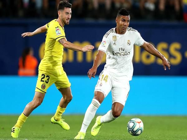 Soi kèo Châu Á Real Madrid vs Villarreal (23h00 ngày 22/5)