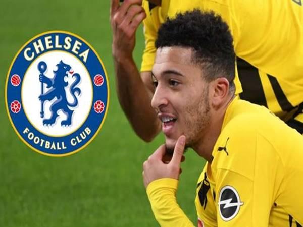 Bóng đá Quốc tế chiều 11/6: Sancho nhận là fan cứng của Chelsea