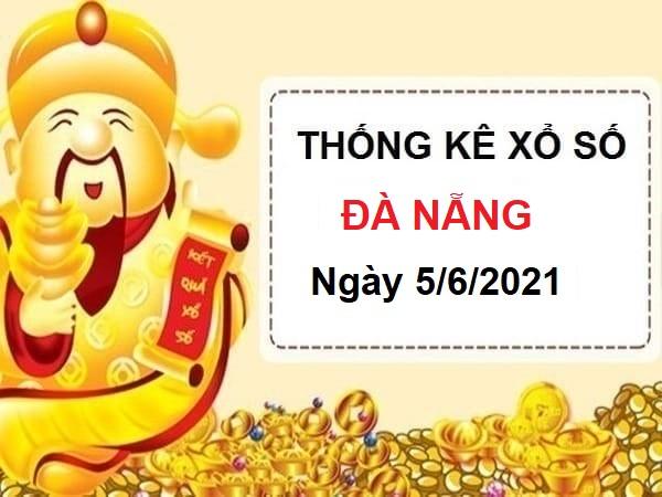 Thống kê KQXSDNG ngày 5/6/2021 – Thống kê lô tô, xổ số Đà Nẵng