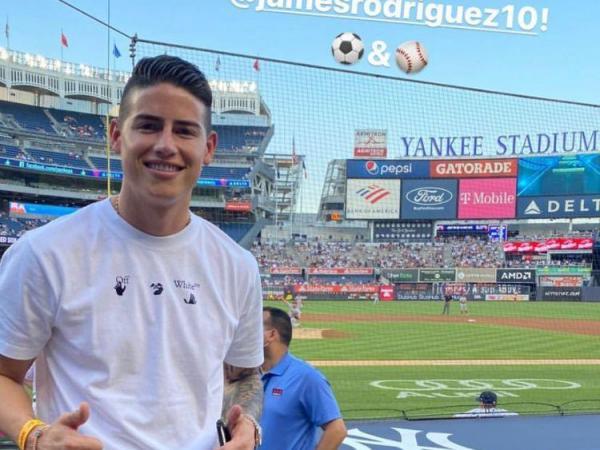 Chuyển nhượng bóng đá Châu Âu 3/7: James Rodriguez cân nhắc tới Milan