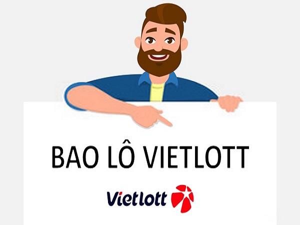 Có nên chơi bao Vietlott không?