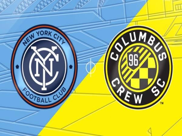 Soi kèo Columbus Crew vs New York City, 6h37 ngày 31/7
